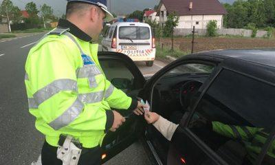 1.000 de șoferi au rămas fără permis în perioada Crăciunului