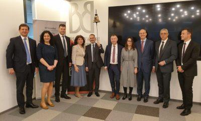BT Leasing a listat obligaţiuni de 40 milioane euro la Bursa de Valori Bucureşti