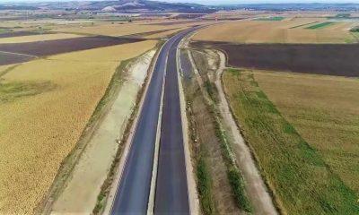 Bilanţ 2019 pe autostrăzi | Constructorii de pe A3, în top. Lotul de la graniță așteaptă Ungaria