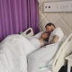 Clipe dificile pentru Nicolae Stanciu! Fotbalistul român alături de soția lui la un spital din Cluj