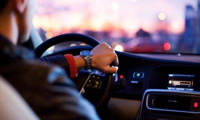 Drogat la volan. Şoferul este din Floreşti