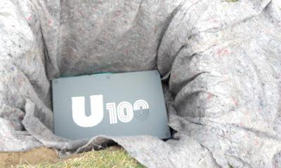 """Fanii lui """"U"""" Cluj au îngropat o Capsulă a Timpului şi au încheiat seria de evenimente dedicate Centenarului"""