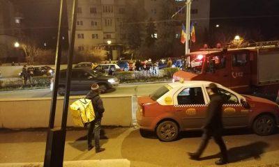 Orașul e gol, dar accidente se țin lanț la Cluj. Doi răniți pe Fabricii