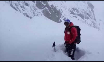 Risc mare de avalanșe în Munții Făgăraș. Salvamontiștii recomandă turiștilor să evite drumețiile