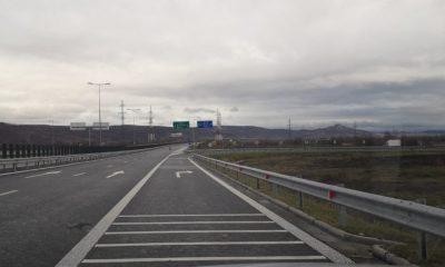 """S-a mai deschis un lot de autostradă!  API, despre restricția de viteză: """"Demnă de o piesă de teatru absurd"""""""