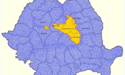 UDMR a depus un proiect pentru recunoașterea autonomiei Ținutului Secuiesc