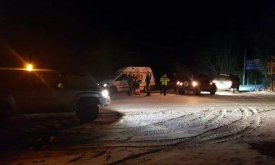 Voluntarii CERT au ajutat medicii să ajungă la o femeie bolnavă pe Muntele Bocului