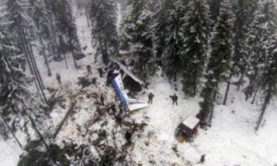 Șase ani de la accidentul aviatic din Apuseni