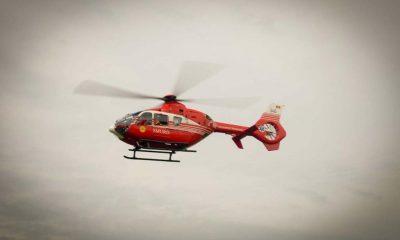 Care este starea liderului PSD Sălaj, adus cu elicopterul SMURD la Cluj