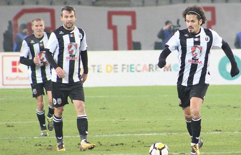 Goga şi Florescu rămân la Universitatea Cluj! Falub va antrena echipa până în vară