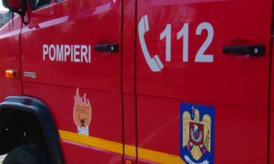 Incendiu într-un apartament de pe Titulescu. Fumul a fost observat de vecini