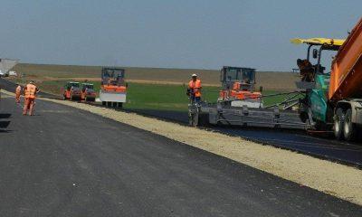 Ministrul Transporturilor: Avem bani să finalizăm cei 134 de kilometri de autostrăzi care sunt în lucru