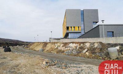 Primarul Emil Boc se laudă, în raportul de activitate pe 2019, cu deschiderea Buftea de Cluj, dar nu suflă o vorbă despre alunecările de teren