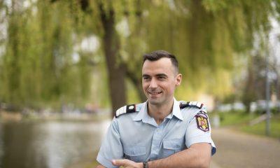 Salvator şi în timpul liber! El este paramedicul care a sărit în ajutorul răniţilor implicaţi în accidentul de la Coplean