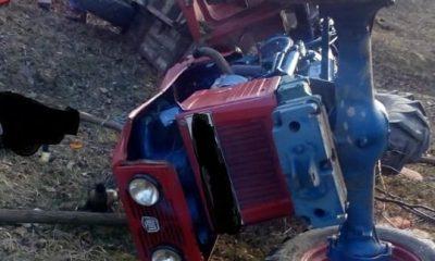 Un lider PSD Sălaj, adus la Cluj cu elicopterul SMURD după ce a fost rănit grav într-un accident