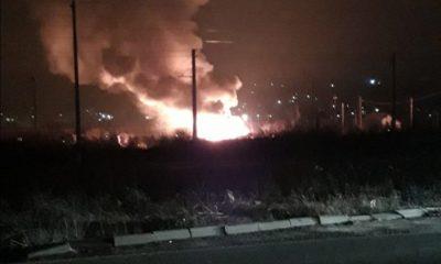 Zece copii au rămas fără locuință în plină iarnă, din cauza unui incendiu produs miercuri seara