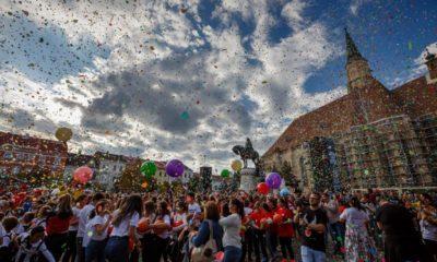 950.000 de lei pentru Zilele Clujului, ediția a 10-a
