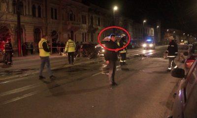 Accidentul mortal de pe Horea | Cine este polițistul care l-a prins pe șoferul fugar
