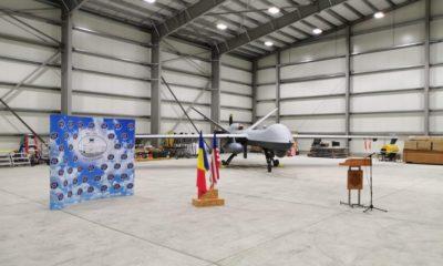 """Cea mai temută dronă din lume este la Cluj. Ambasadorul SUA în România:""""Regiunea, mai volatilă din cauza agresiunii Rusiei"""""""