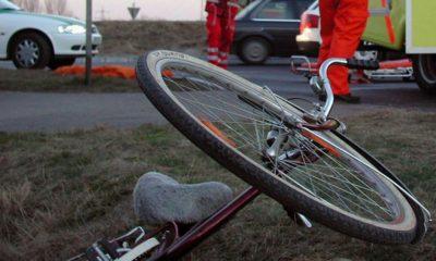 Criminaliștii clujeni au identificat un șofer care a lovit mortal un biciclist în județul Olt