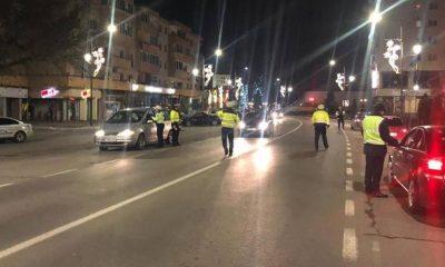 Descinderi în miez de noapte, în centrul Clujului. Câte amenzi au dat polițiștii