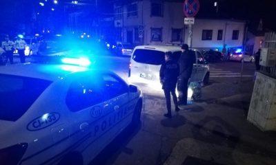 Razie de noapte pe străzile din Mărăști și Gheorgheni. Zeci de persoane și mașini, luate la control