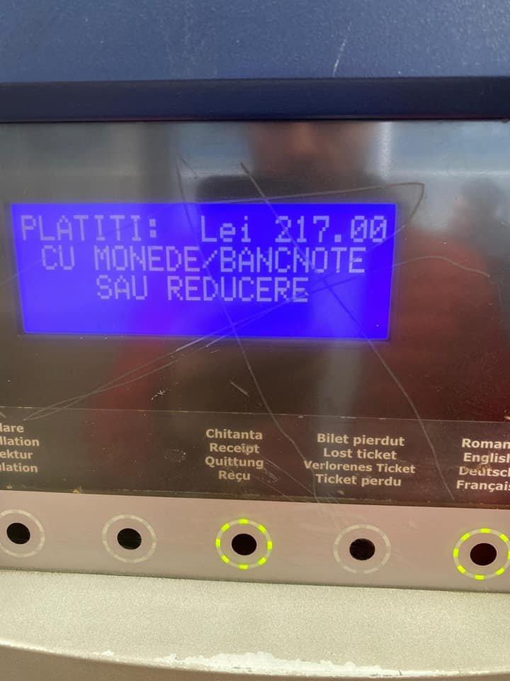 Clujul, mai scump ca Monte Carlo! Cât dai pe o parcare la noi și cât dai la ei