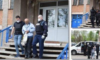 Mandate de arestare preventivă pentru persoanele care au atacat poliţiştii din Hunedoara