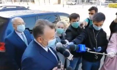 Ministrul Sănătății: Față de multe alte orașe așez Clujul sus atât ca implicare medicală, cât și a autorităților