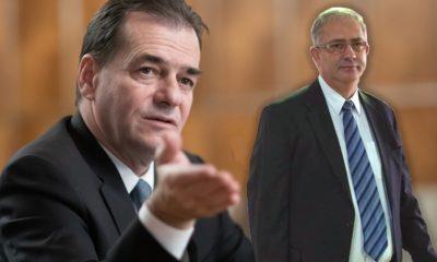 """Premierul Orban îi cere demisia lui David Ciceo: """"Să folosim toate pârghiile pentru a-l trage la răspundere pe managerul aeroportului"""""""