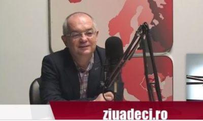 Primarul Emil Boc, în direct la ZIUA LIVE