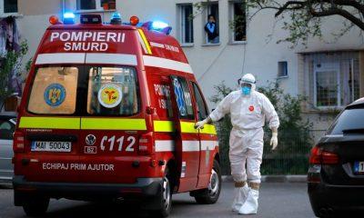 Încă trei pacienţi COVID-19 au pierdurt lupta cu virusul. Numărul celor care au decedat în România a ajuns la 1.219