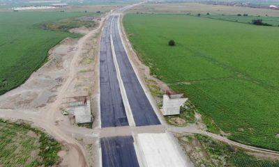 Când vom putea circula de la Cluj la Sebeş pe autostradă? Ministrul Transporturilor şi premierul Orban, pe şantierul A10