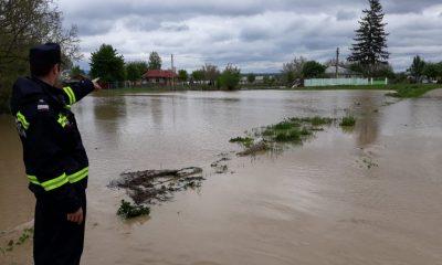 Clujul, între județele cele mai afectate de inundații
