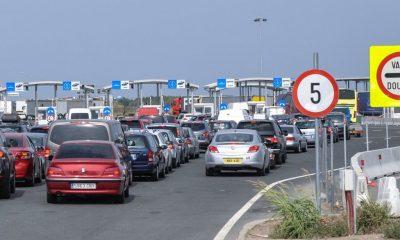 Aglomerație mare la frontieră. Peste 100.000 de oameni au trecut granița în ultimele 24 de ore