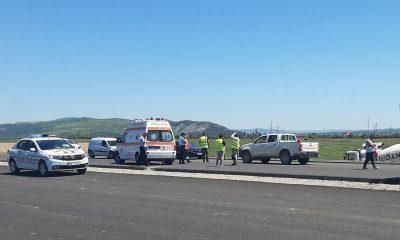 Bătaie pe șantierul Autostrăzii Sebeș - Turda