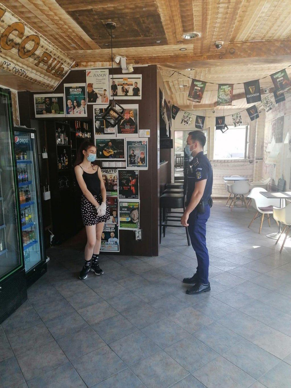 Razie anticoronavirus în tot județul. Poliția a descins în Florești, Dej și Turda