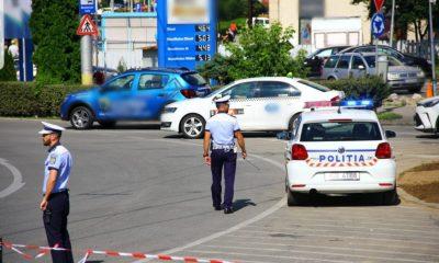 """Razie-fulger în trafic: Zeci de vitezomani, trași pe dreapta. Un """"recidivist"""" s-a ales cu dosar penal"""