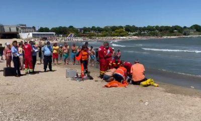 Un bărbat din Cluj a murit înecat la Mangalia