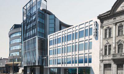 Universitatea Tehnică începe amenajarea UT HUB, proiectul care tranformă Casa de Modă și sediul BT de pe Barițiu