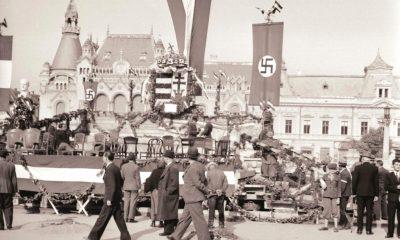80 de de ani de la semnarea actului prin care Clujul era cedat Ungariei