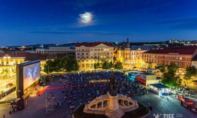TIFF este primul mare festival din Europa care are loc în pandemie
