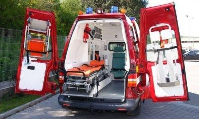 Accident Cluj: Motociclist de 17 ani, lovit de mașină. A depășit neregulamentar