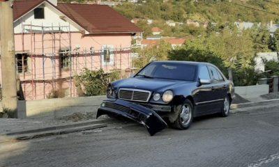 Bărbat arestat la Cluj după ce și-a amenințat fosta iubită cu pistolul și i-a făcut zob mașina