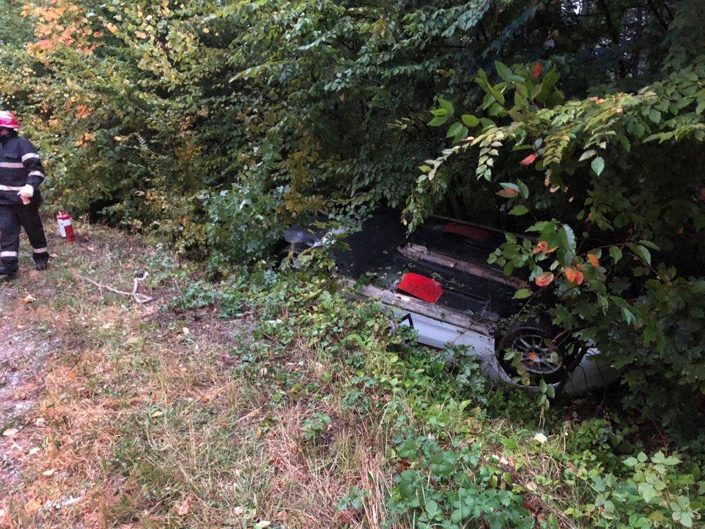 Ploaie de accidente la Transilvania Rally. Al treilea cu maşină răsturantă, în Sălicea