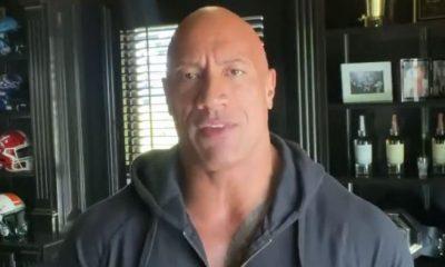 """""""The Rock"""", lovit de COVID-19. Actorul Dwayne Johnson și familia sa au fost testați pozitiv"""