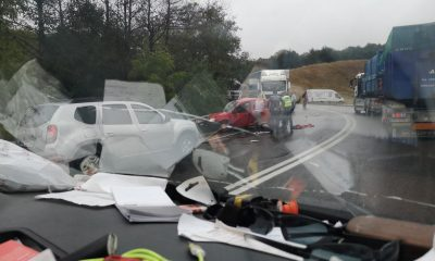 Accident mortal pe Cluj-Oradea: Un șofer s-a izbit de un TIR