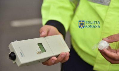 Clujean rupt de beat reținut de polițiști. S-a urcat la volan și a făcut accident