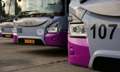 Din autobuzul 9, direct în Salvare. Cui îi este frică de transportul în comun de la Cluj?