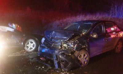 Grav accident pe drumul Sfântul Ioan. Sunt mai multe victime